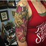 Neo-Traditional Tattoos at Aces High Tattoo Shop